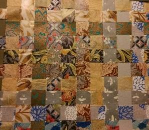 paper weave winter palette